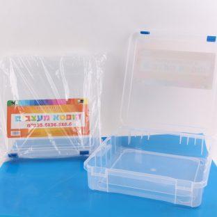 קופסת פלסטיק לשמירת קארדסטוק