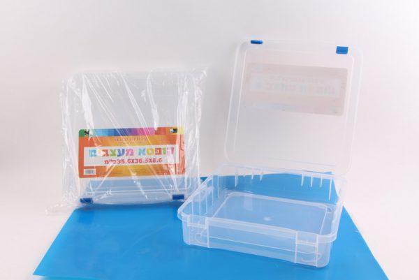 קופסאת פלסטיק לשמירת קארדסטוק