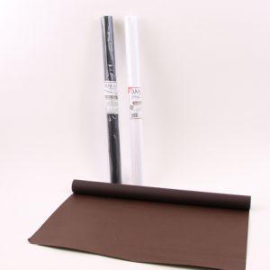 נייר leatherlike באמבוסינג דמוי עור חום