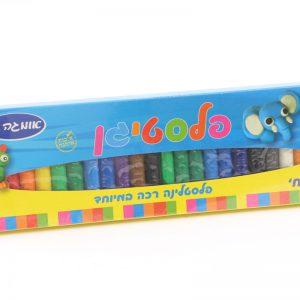 פלסטיגן 24 צבעים אומגה