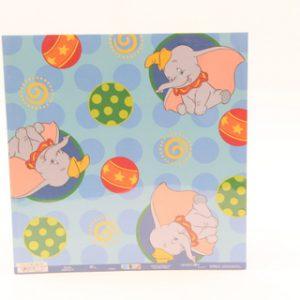 דפים מעוצבים דמבו הפיל המעופף