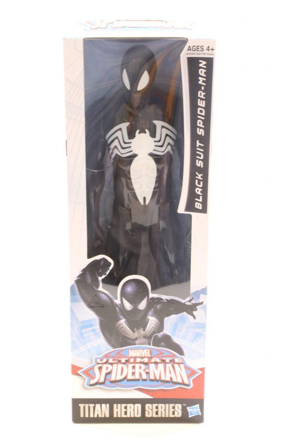 דמות ספיידרמן שחור - MARVEL