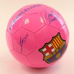 כדורגל ברצלונה ורוד