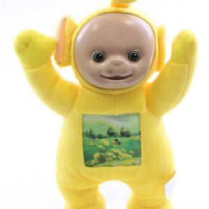 בובת טלטביס צהובה