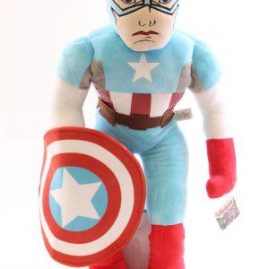 בובת פרווה קפטן אמריקה