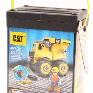 משאית ארגז להרכבה CAT