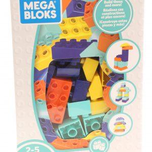 60 אבני משחק MEGA BLOKS