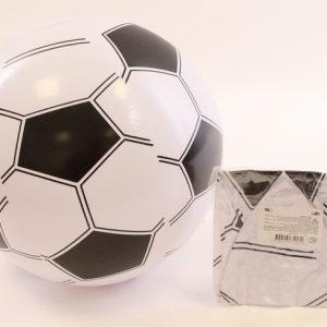 כדור מתנפח כדורגל