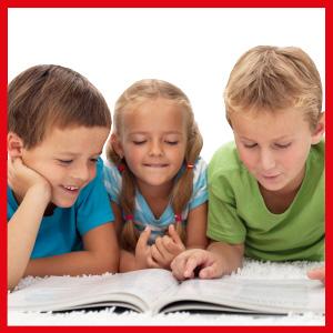 לומדים עם ילדים