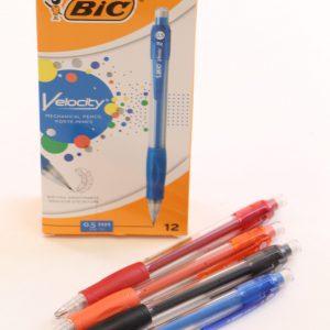 ולוסיטי עפרון מכני 0.5 - BIC