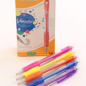 ולוסיטי עפרון מכני 0.7 - BIC