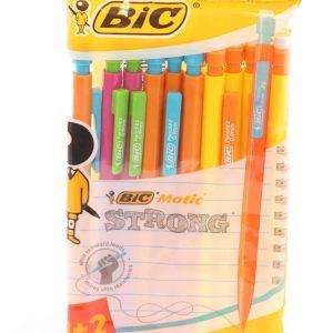 מארז 10 יחידות עפרון מכני מאטיק 0.9