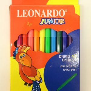 12 טושים דקים – לאונרדו