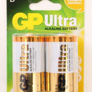 סוללות אולטרה אלקליין  - GP  D