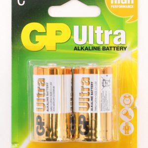 סוללות אולטרה אלקליין  - GP  C