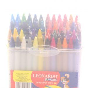 48 צבעי קריון - לאונרדו