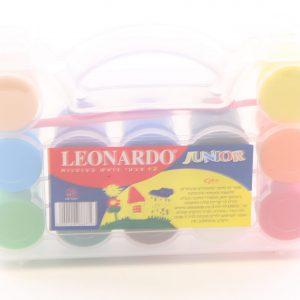 צבעי גואש במזוודה - לאונרדו