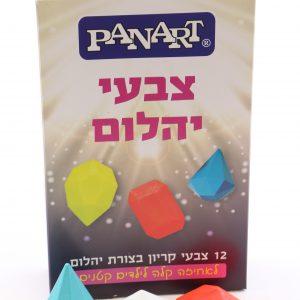 12 צבעי יהלום – PANART