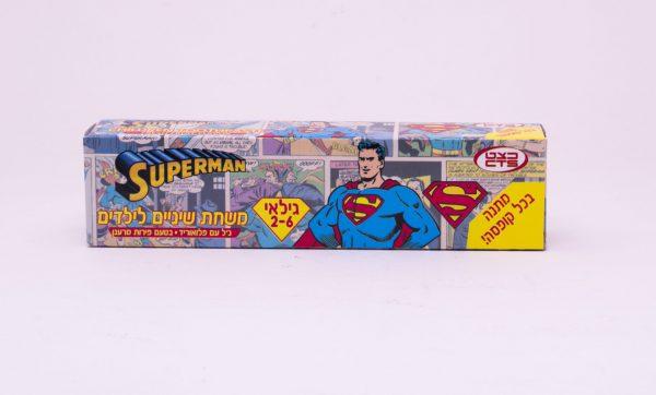 משחת שיניים ילדים - ספיידרמן