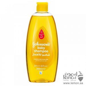ג'ונסון – שמפו צהוב