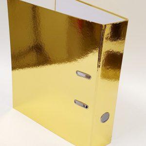 קלסר זהב גב 7