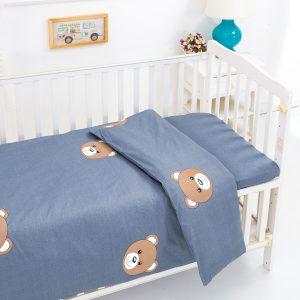 סט מצעים למיטת תינוק – baby cool