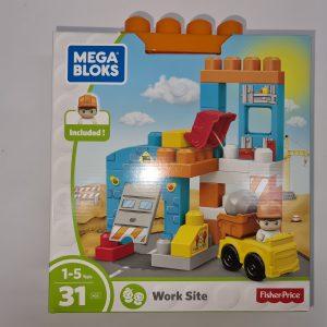 מגה בלוקס – אתר בנייה