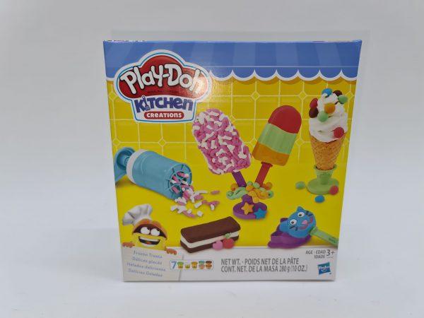 פליידו - מטבח גלידות