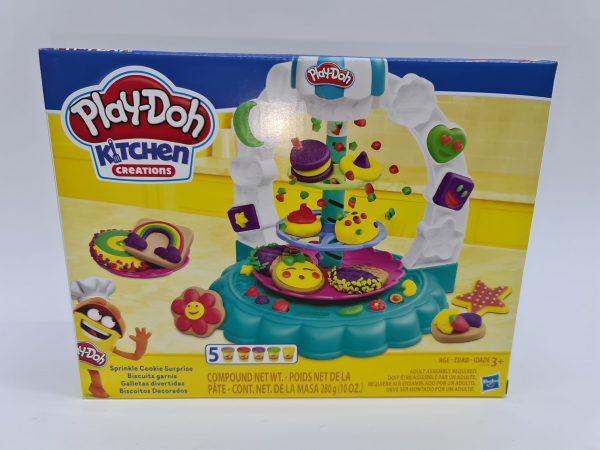 פליידו - מטבח גדול מסיבת עוגיות