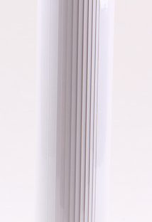 10 בריסטול לבנים מגולגל