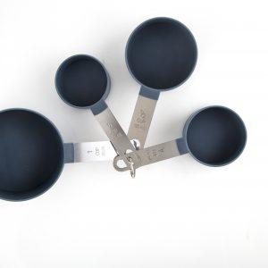 מארז רביעיית כלי מדידה כוסות – נעמן