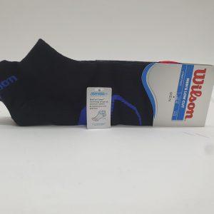 שלישיית גרביים קרסוליות שחורות