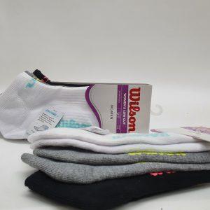שלישיית גרביים קרסוליות נשים מעורב