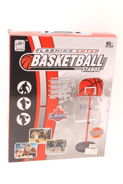 עמוד כדורסל למשחק