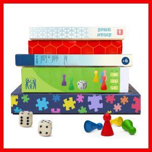 משחקי קופסא ופאזלים