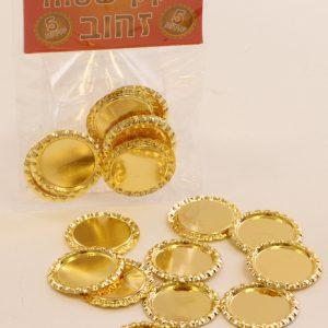 10 יח פקקי זהב