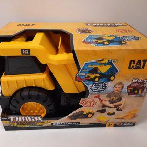 CAT – משאית חול