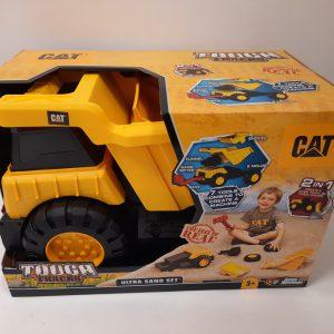 CAT - משאית חול