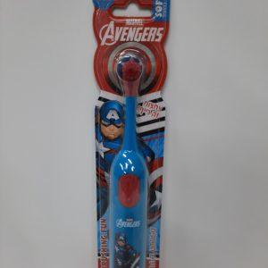 מברשת שיניים חשמלית קפטן אמריקה