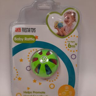 רעשן תינוקות