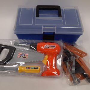 מזוודה כלי עבודה 22 חלקים