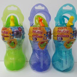 נובי – בקבוק אליגטור עם פייה מתקפלת