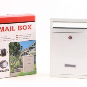 תיבת דואר עם נעילה