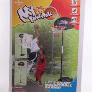 כדורסל על עמוד