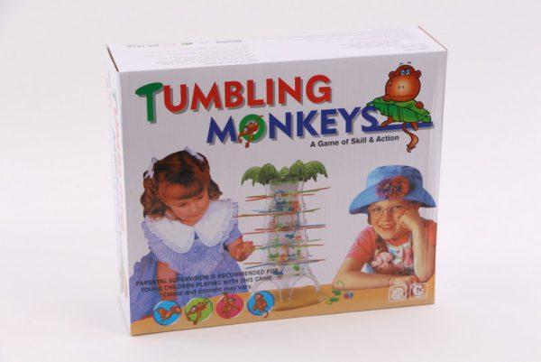 משחק מגדל קופים