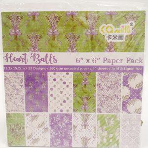 24 דפי עיצוב פרחים סגול ירוק