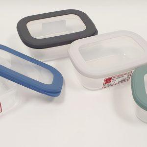 קופסא פלסטיק סיליקון 400ML