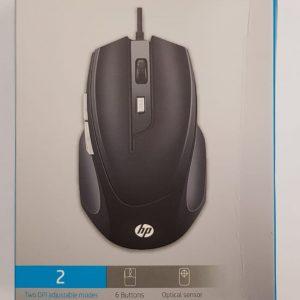 עכבר גיימינג חוטי - HP