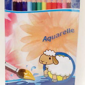 זפיר – צבעי עפרון אקוורל