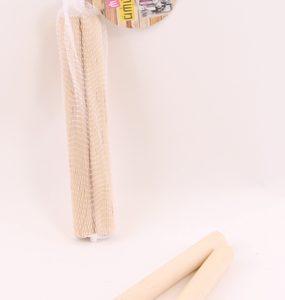 זוג מקלות תופים מעץ